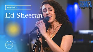 """DNA Unplugged"" Perfect - Ed Shereen (Cover)"