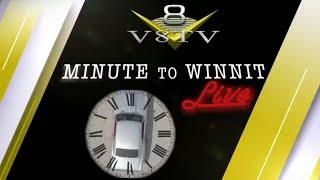 V8TV Minute To Winnit Live!  1968 Camaro Dash Paint Peeling