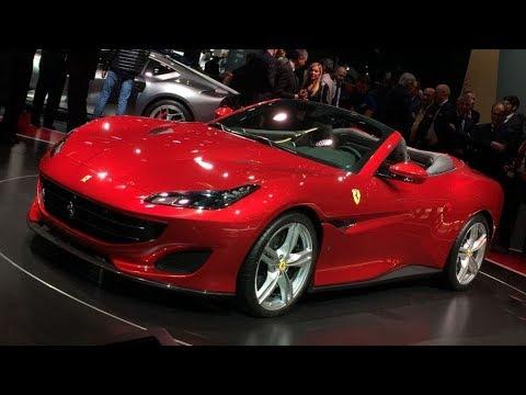 2019 Ferrari Portofino Price Release Date Specs Review Youtube
