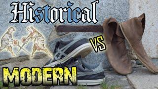 HEMA - Historical vs Modern Sh…