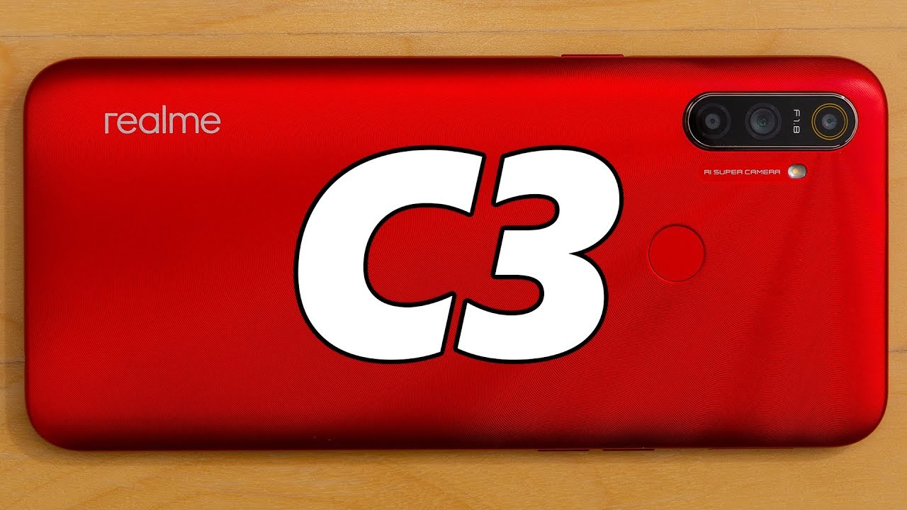 New entry-level king? realme C3 review