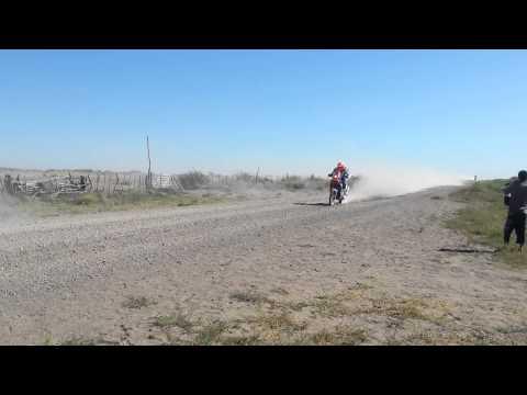 ERIC PALANTE DAKAR 2014 2da etapa (SAN RAFAEL)