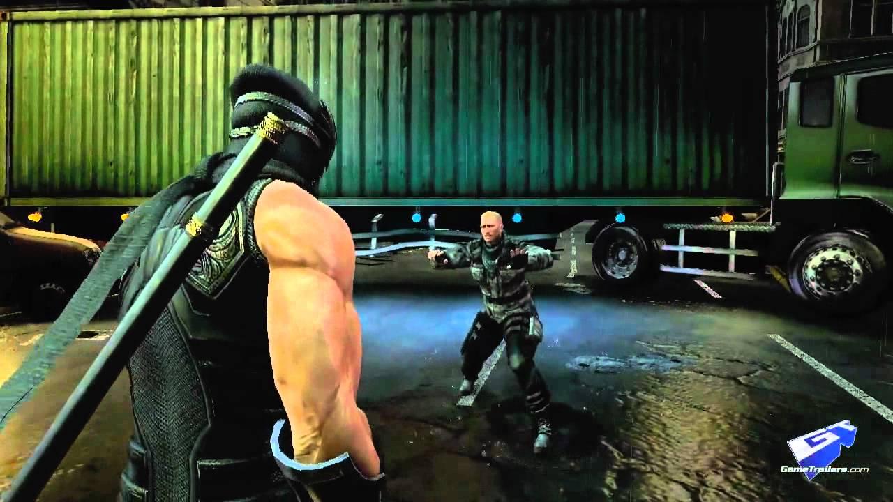 Ninja Gaiden 3 Review Youtube