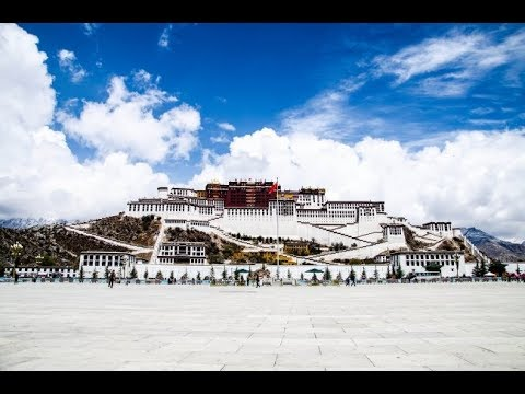 LIVE: Sunning the Buddha in Lhasa