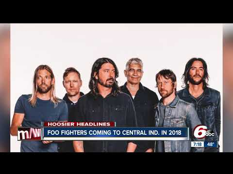 Foo Fighters to play Ruoff Home Mortage Music Center