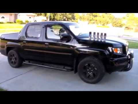 Black Honda Ridgeline Rims Youtube