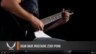 Dean Guitars Dave Mustaine Zero Punk