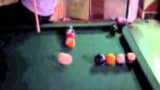 best billiard trick shots by Quta