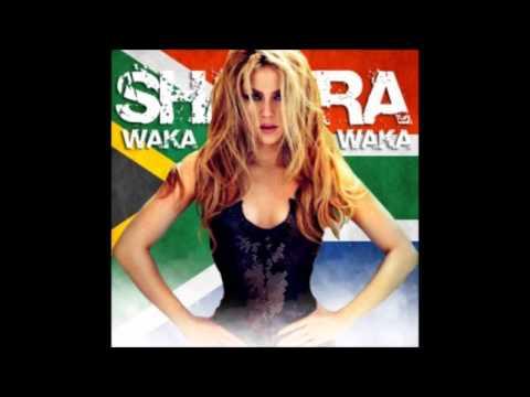 Shakira  Waka Waka Instrumental