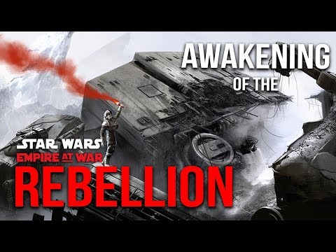 Take Down that AT-AT!  (Awakening of the Rebellion) Ep 8
