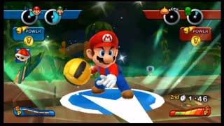 Mario Sports Mix (Wii U)  - Sports Mix - Flower Cup