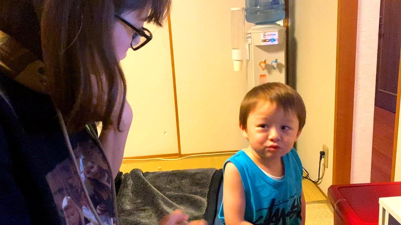 イヤイヤ期MAXの2歳児 不機嫌から機嫌が治るまで…お片付けも頑張るけど…最後は…