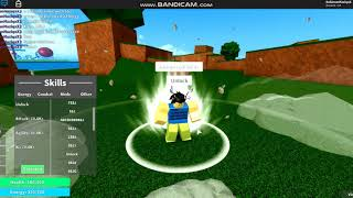 Dragon Ball Fury! FROM KAIOKEN TO UI SIGN FORM!   Roblox!