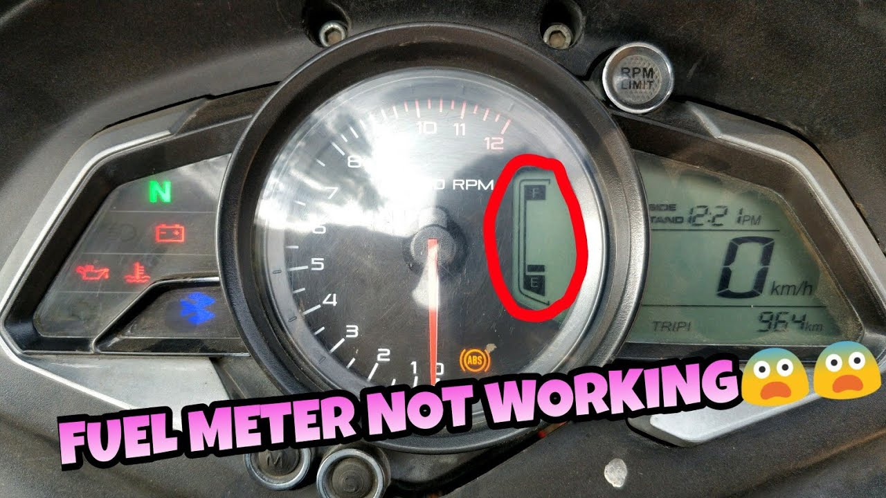 how to repair fuel meter which is not working for any motorcycle or scooters youtube. Black Bedroom Furniture Sets. Home Design Ideas