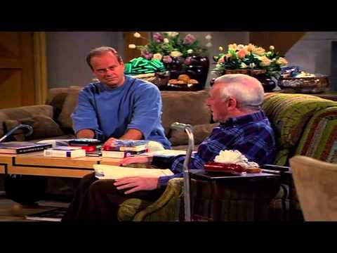 Best minute of Frasier