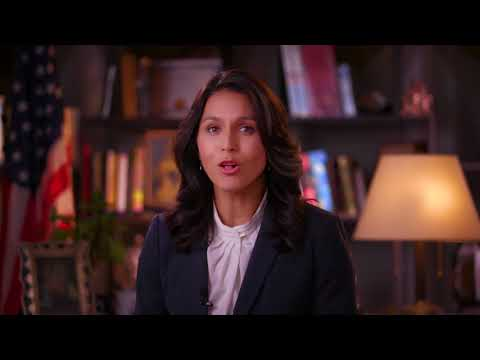 Message from Tulsi Gabbard for Hindu-Catholic Dialogue