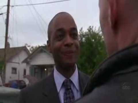 Rick Worthy in