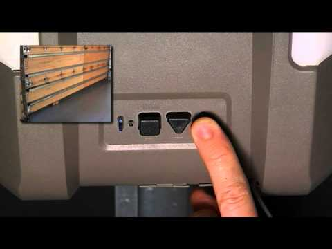 How To Program A Garage Door Opener Odyssey 1000 Model 7030 Youtube