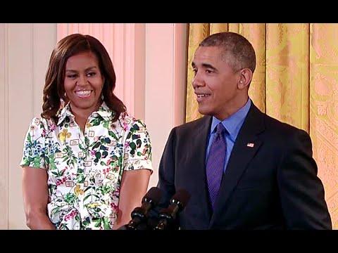 Obama Loves Broccoli And Barackamole