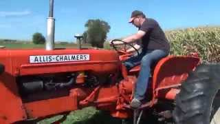 Allis Chalmers Hay Equipment 2015