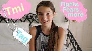 TMI TAG! - Jessica Thumbnail