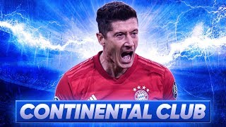 Why Robert Lewandowski Is The Most Underrated Striker In Europe! | #ContinentalClub