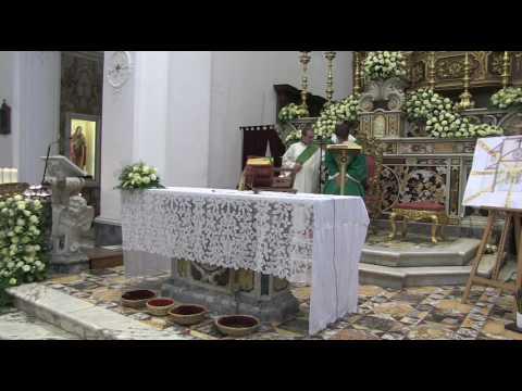 Santa Messa – 23 Ottobre 2016