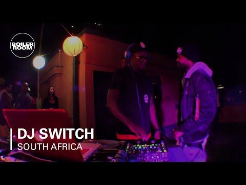 DJ Switch Boiler Room South Africa DJ Set