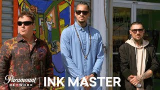 Which New Artists Have What it Takes? | Ink Master: Return of the Masters (Season 10)