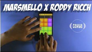 Marshmello x Roddy Ricch - Project Dreams (DrumPads 24 Coer) Instrumetal