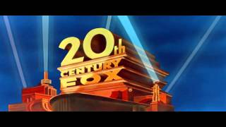 20th Century Fox logo (1981) [with extended fanfare #2] (HD)