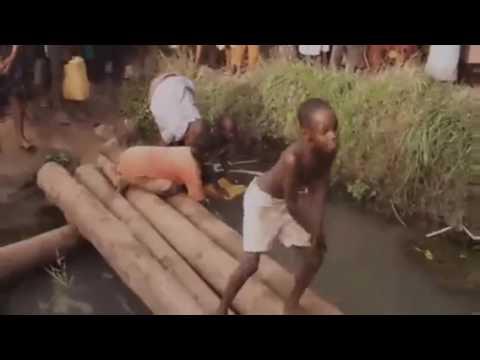 Goyang GEMU FA MI RE. Versi Afrika.