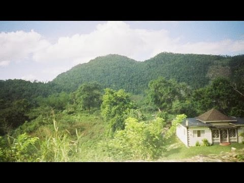 Drive from Montego Bay to Kingston in 25 min JAMAICA