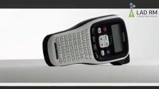 видео Термопринтер Brother PT-P700 для печати самоклеящихся наклеек