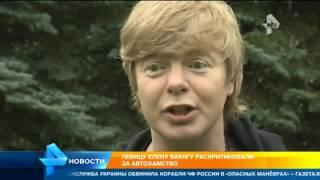 Звезды шоу-бизнеса прокомментировали автохамство Елены Ваенги