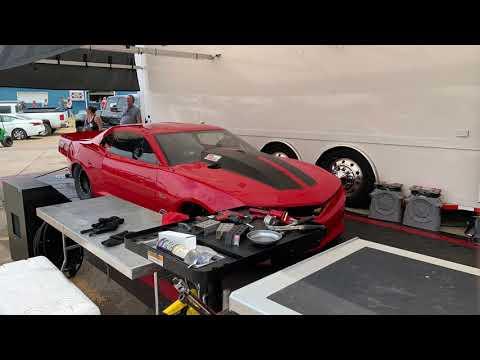 Fireball Camaro Versus Eric Bain Outlaw Armageddon 5 Close Call