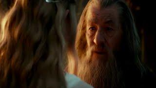 Repeat youtube video El Hobbit , See Fire Ed Sheeran ( Canción de la Desolación de Smaug ) .HD
