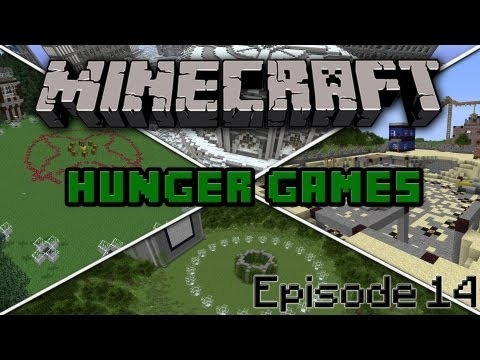 Minecraft Survival Games: Episode 14