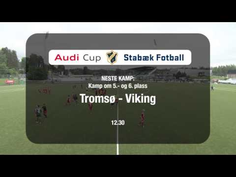 Audi Cup Stabæk Fotball G14 2015 DAG 3