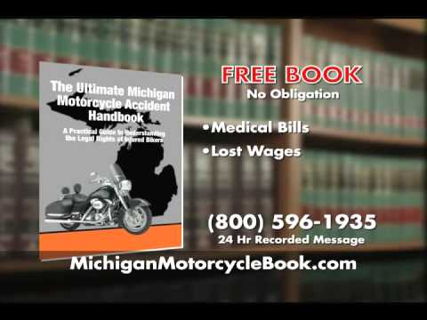 Free Michigan Motorcycle Accident Book