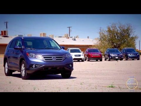 2014 Compact SUV Comparison - Kelley Blue Book