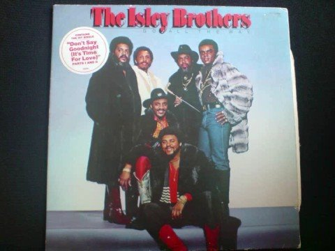 Isley Brothers - Here we go