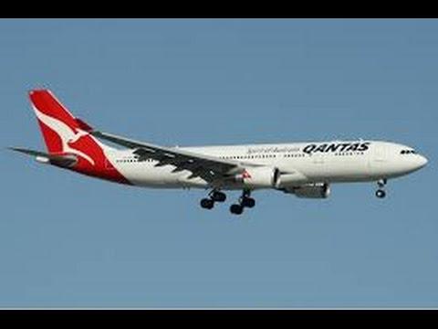 Minecraft Airbus A330-200 Tutorial (Qantas Airlines)