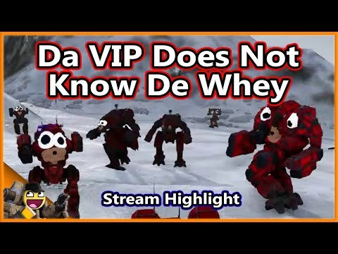MWO : Da VIP Does Not Know De Whey : Larsh Casual Mechwarrior