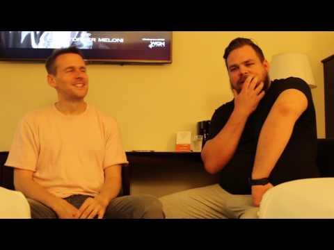 Com Truise & Clark Interview