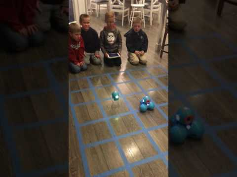 Shadow coders mission 3 with dash and dot