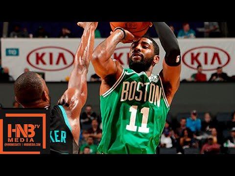 Boston Celtics vs Charlotte Hornets Full Game Highlights | 11.19.2018, NBA Season