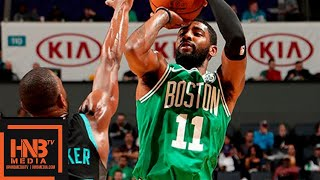 Boston Celtics vs Charlotte Hornets Full Game Highlights | 11.19.2018, NBA Season