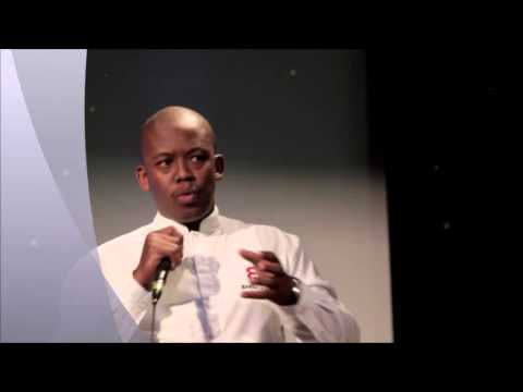 Ndumiso Mncwabe Founder of Barsequipped at Siyabangena Seminar