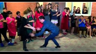 осетинский танец)свадьба осетия) осетинская свадьба